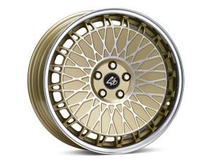 Etabeta EB40 Gold Polish Wheel