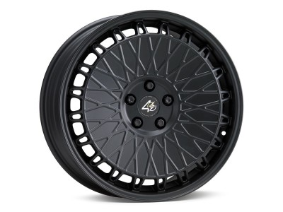 Etabeta EB40 Matt Black Wheel