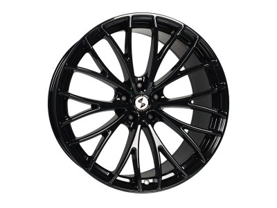Etabeta Piuma Black Shiny Wheel