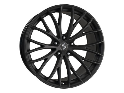 Etabeta Piuma Matt Black Wheel