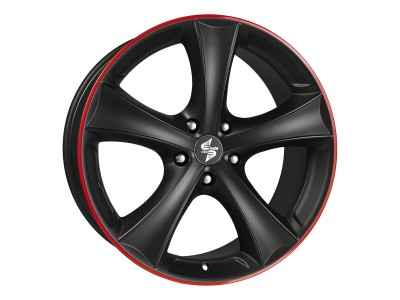 Etabeta Tettsut Black Red Wheel