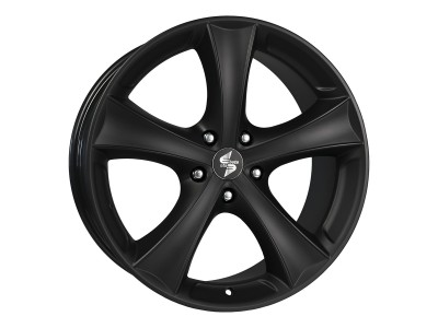 Etabeta Tettsut Matt Black Wheel