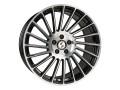 Etabeta Venti-R Black Polish Wheel