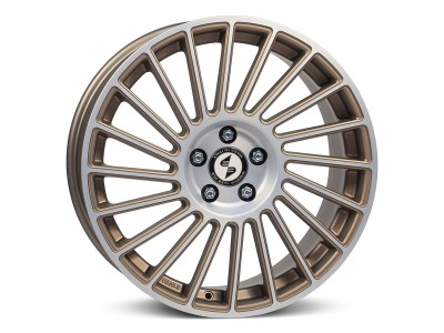 Etabeta Venti-R Bronze Light Polish Wheel
