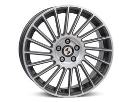Etabeta Venti-R Matt Gunmetal Polish Wheel