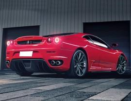 Ferrari F430 SX Heckstossstange