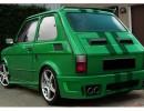 Fiat 126P Bara Spate Street