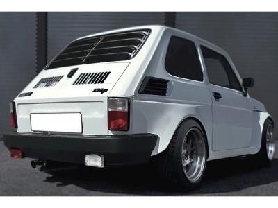 Fiat 126P Sonic Rear Window Louver