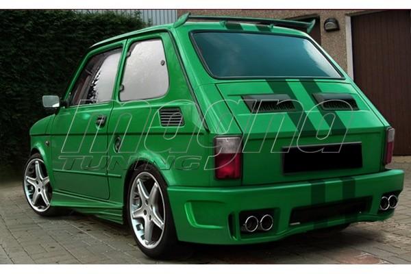 Fiat 126P Street Heckstossstange