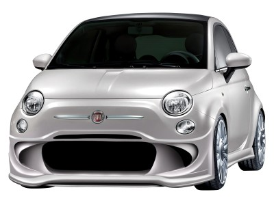 Fiat 500 Body Kit Front Bumper Rear Bumper Side Skirts Tuning