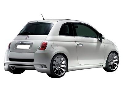 Fiat 500 ASX Rear Bumper