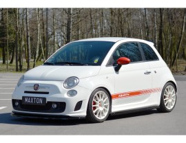 Fiat 500 Abarth Master Body Kit
