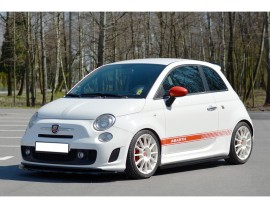 Fiat 500 Abarth Master Front Bumper Extension
