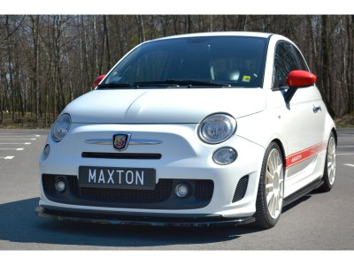 Fiat 500 Abarth Master2 Front Bumper Extension