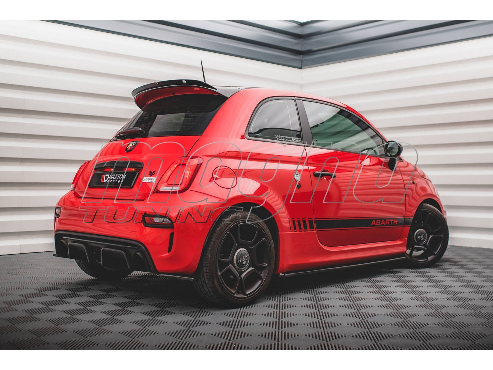 Fiat 500 Abarth Matrix Body Kit