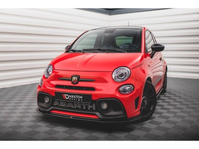 Fiat 500 Abarth Matrix Front Bumper Extension