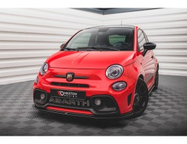 Fiat 500 Abarth Matrix Frontansatz