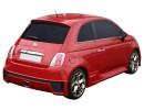 Fiat 500 Bara Spate Giovanni