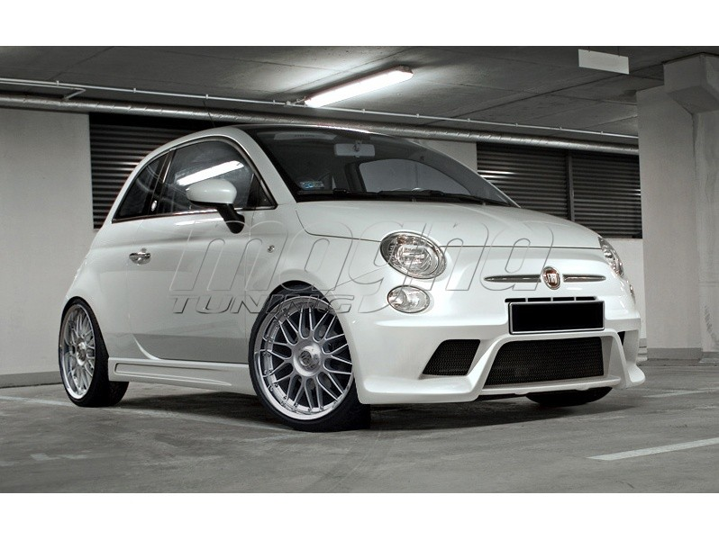 Fiat 500 Freeride Body Kit