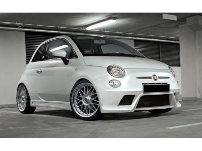 Fiat 500 Freeride Frontstossstange