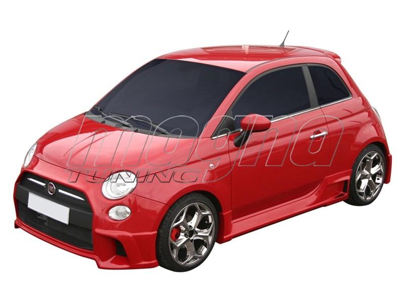 Fiat 500 Giovanni Seitenschwellern