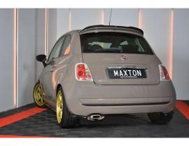 Fiat 500 MX Heckansatze