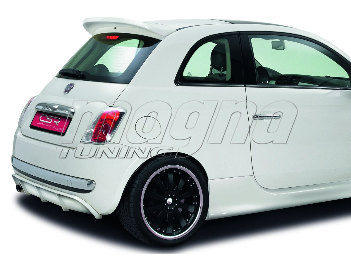 Fiat Newline Rear Wing Picture