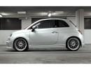 Fiat 500 Praguri Freeride