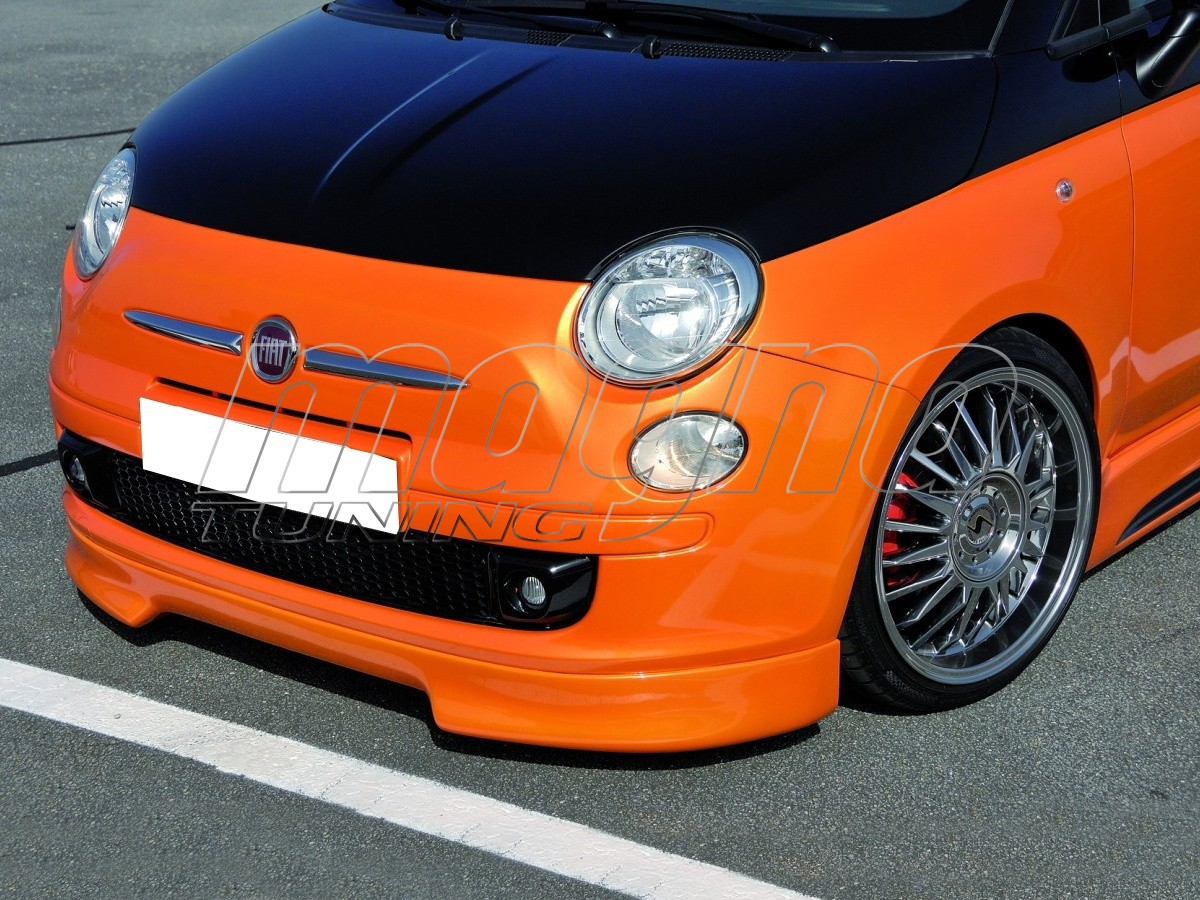 Fiat 500 Recto Body Kit