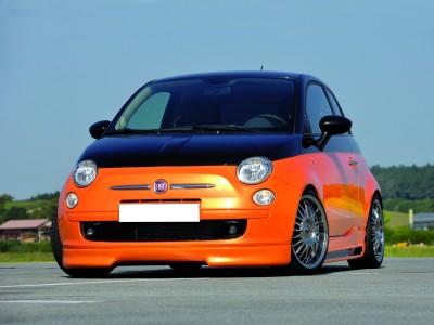 Fiat 500 Recto Front Bumper Extension