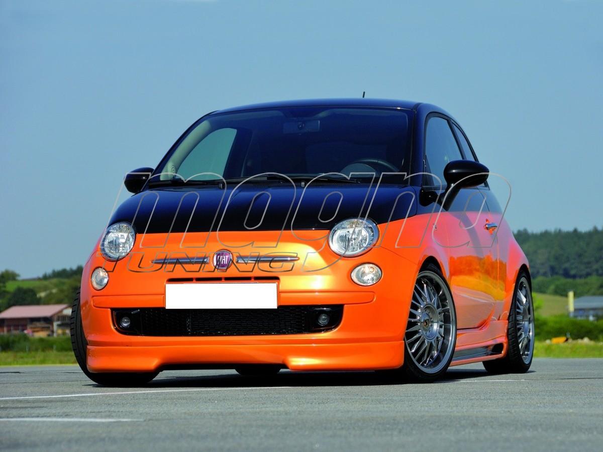 Fiat 500 Recto Frontansatz