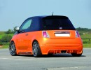 Fiat 500 Recto Rear Bumper Extension
