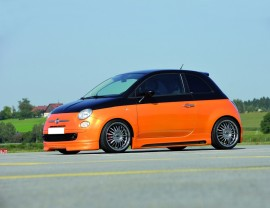 Fiat 500 Recto Side Skirts