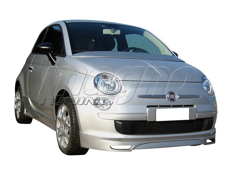 Fiat 500 Speed Frontansatz