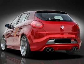 Fiat Bravo Freeride Heckstossstange