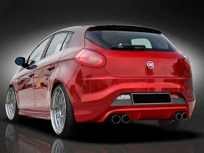Fiat Bravo Freeride Side Skirts