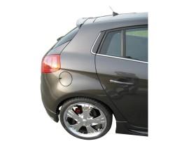 Fiat Bravo Sport Heckflugel