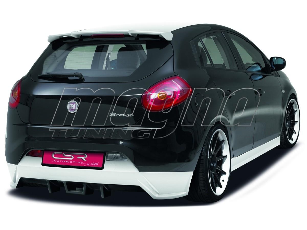 Fiat Bravo X2 Seitenschwellern