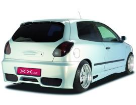 Fiat Bravo XXL-Line Heckstossstange