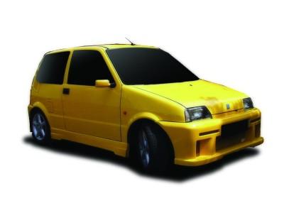 Fiat Cinquecento S3 Elso Lokharito