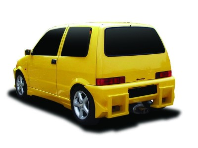 Fiat Cinquecento S3 Rear Bumper