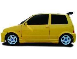 Fiat Cinquecento S3 Seitenschwellern