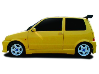 Fiat Cinquecento S3 Side Skirts