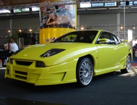 Fiat Coupe Auris Body Kit