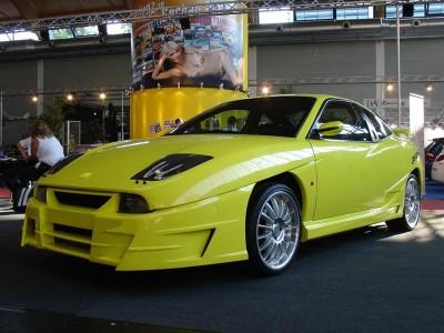 Fiat Coupe Auris Front Bumper