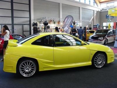 Fiat Coupe Auris Seitenschwellern