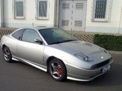 Fiat Coupe J-Style Front Bumper Extension