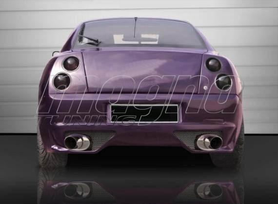 Fiat Coupe ModX Heckstossstange