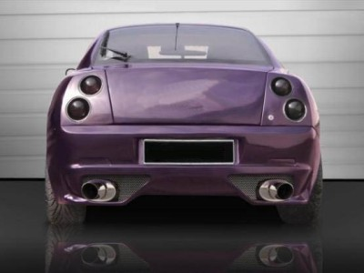 Fiat Coupe ModX Rear Bumper