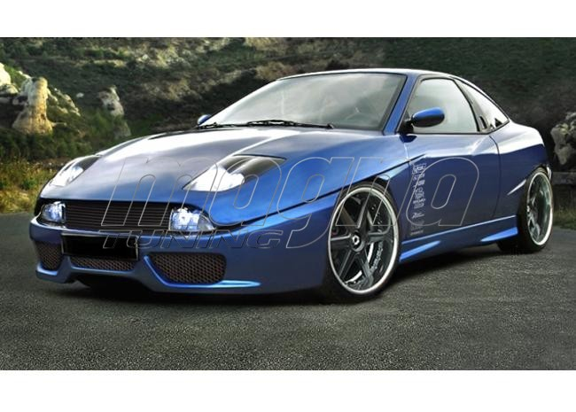 Fiat Coupe Moderna Frontstossstange
